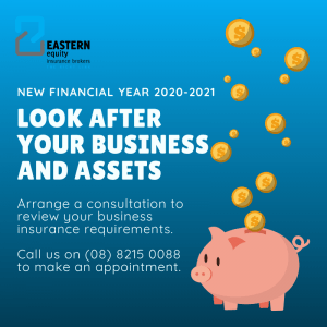 Business Insurance Adelaide Eastern Equity