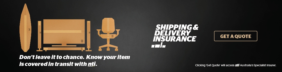 Shipping & Deliver Insurance - Get a Quote